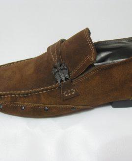 Pantofi piele marime 45 LOUNGE BY MARK NASON