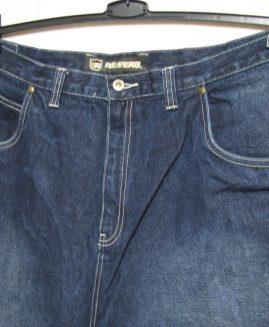 Pantalon jeans marime 44 REVERB