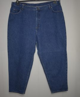 Pantalon jeans marime 44 LAND S  END