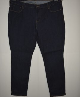Pantalon jeans talie joasa stretch marime 44  OLD NAVY