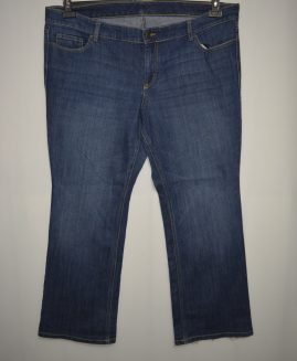 Pantalon jeans talie joasa stretch marime 48 OLD NAVY