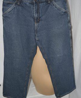Pantalon jeans captusit marime 40 FADED GLORY