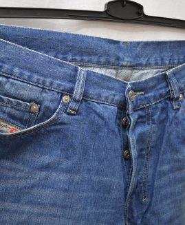 Pantalon jeans cu nasturi 38 DIESEL INDUSTRY
