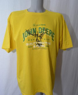 Tricou bumbac 2 XL  JOHN DEERE