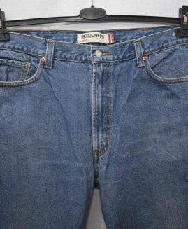 Pantalon jeans 40x34  LEVI S  STRAUSS 505 Regular Fit