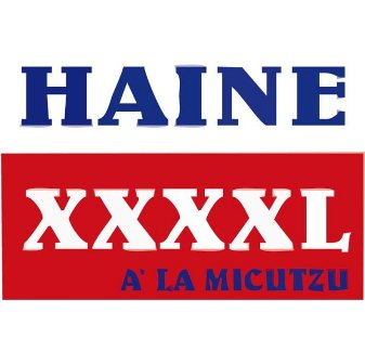 Haine XXXXL