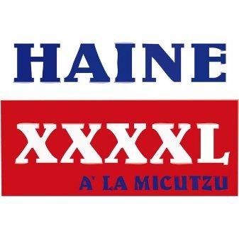 Haine XXXXL