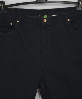 Pantalon jeans marime 42x32   PERRY ELLIS AMERICA