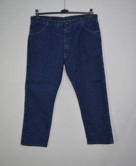 Pantalon jeans subtire marime 44x30 WRANGLER REGULAR FIT