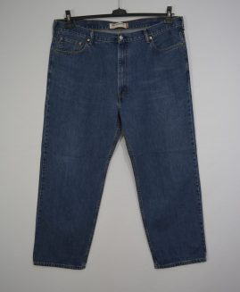 Pantalon jeans marime 42 LEVI'S STRAUSS Relaxed Fit