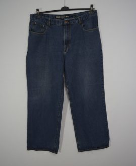 Pantalon jeans marime 42x32 ECKO UNLTD 5 POCKET