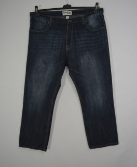 Pantalon jeans marime 42x30 PAPER DENIM & CLOTH