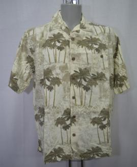 Camasa mineca scurta 2 XL  CARRIBEAN JOE