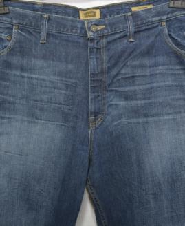 Pantalon jeans marime americana 50x30 Foundry Stretch