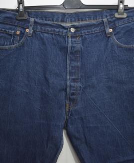 Pantalon jeans model clasic marime America 46x32 LEVI'S STRAUSS