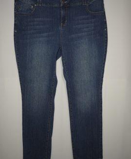 Pantalon jeans talie joasa stretch marime 46 LANE BRYANT