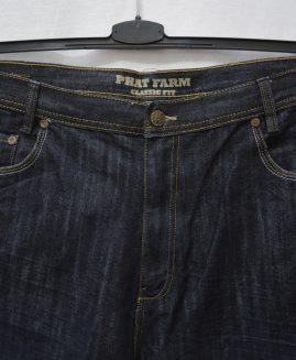 Pantalon jeans 40x32   PHAT FARM Classic Fit