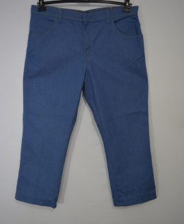 Pantalon jeans marime 42x29  BASIC EDITIONS