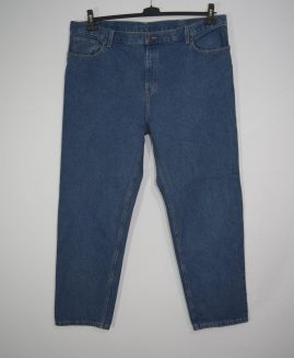 Pantalon jeans marime 44x30 FADED GLORY