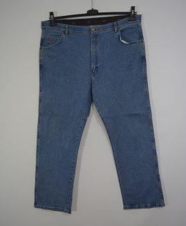 Pantalon jeans stretch marime 42x29 WRANGLER