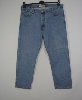 Pantalon jeans marime 42x32 LEVI'S STRAUSS Regular Fit