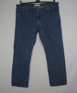 Pantalon jeans marime 42x32 LEVI'S STRAUSS Straight Fit