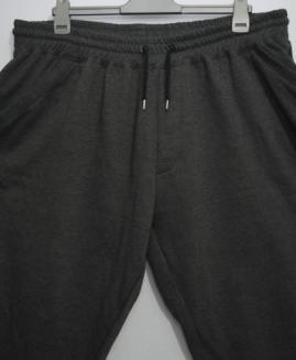 Pantalon trening bumbac captusit Gri Inchis 6 XL PIERRE CARDIN