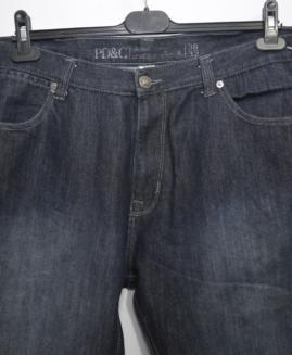 Pantalon jeans marime americana 38x32   PD & C