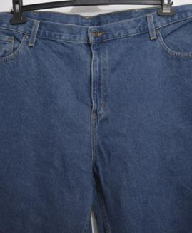 Pantalon jeans model drept marime America 44x32 FADED GLORY