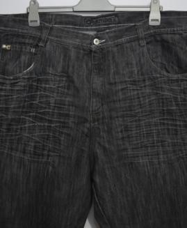 Pantalon jeans talie inalta marime America 44 SOUTHPOLE