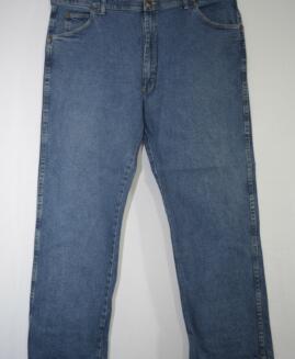 Pantalon jeans talie elastica marime America 42x30