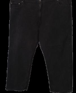 Pantalon marime mare blugi, jeans american 50x30 Levi's strauss stretch
