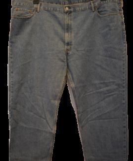 Pantalon marime mare blugi, jeans american 52 X 32, LEVI' S STRAUSS