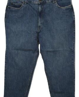 Pantalon jeans marime mare, 46 x 28 american, 626 BLUE