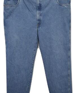 Pantalon jeans marime mare, 54 x 30 american, GRADEA JEANS