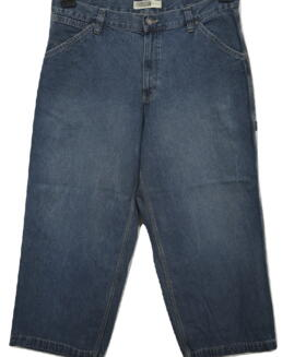 Pantalon jeans marime mare, 42 x 30 american, ROUTE 66 Original Carpenter