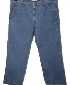 Pantalon jeans marime mare, 42 x 32 american, LEVI'S STRAUSS Signature Carpenter