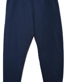 Pantalon trening, bumbac captusit, xxl american, FRUIT OF THE LOOM