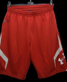 Pantalon scurt bermude, marime mare xxl american, UNDER ARMOUR talie 90 - 140 cm