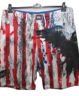 Pantalon scurt, marime mare americana xxl, MMA ELITE