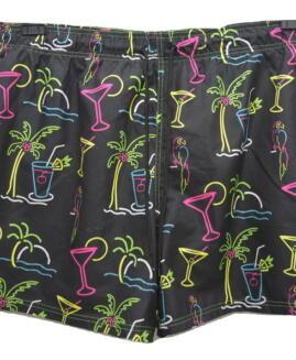 Pantalon scurt cu plasa pe interior, marime mare xxxl american, GEORGE
