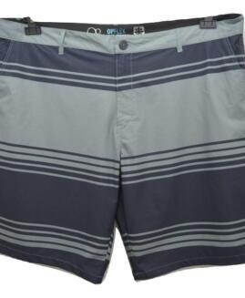 Pantalon scurt bermude stretch, marime mare xxxl american, OP