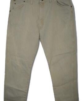 Pantalon marime mare blugi, jeans american 42 X 30 WRANGLER outdoor comfort