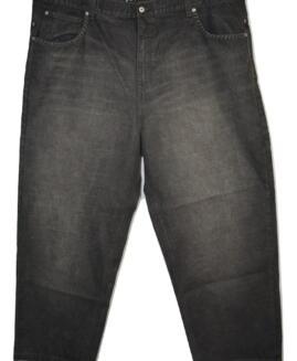 Pantalon marime mare blugi, jeans american 50 SOUTHPOLE