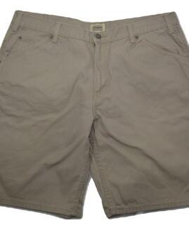 Pantalon bermude jeans cargo, marime americana 40, SCHMIDT WORKWEAR
