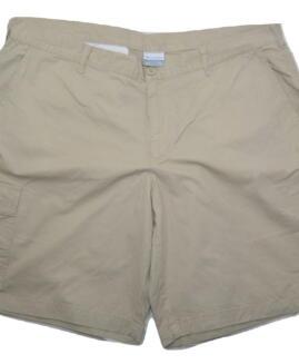 Pantalon scurt bermude, cargo bumbac subtire,  marime mare americana 42,  COLUMBIA SPORTSWEAR