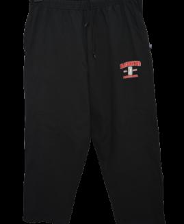 Pantalon trening bumbac captusit, xxxl american, HOLLOWAY talie 110-140 cm